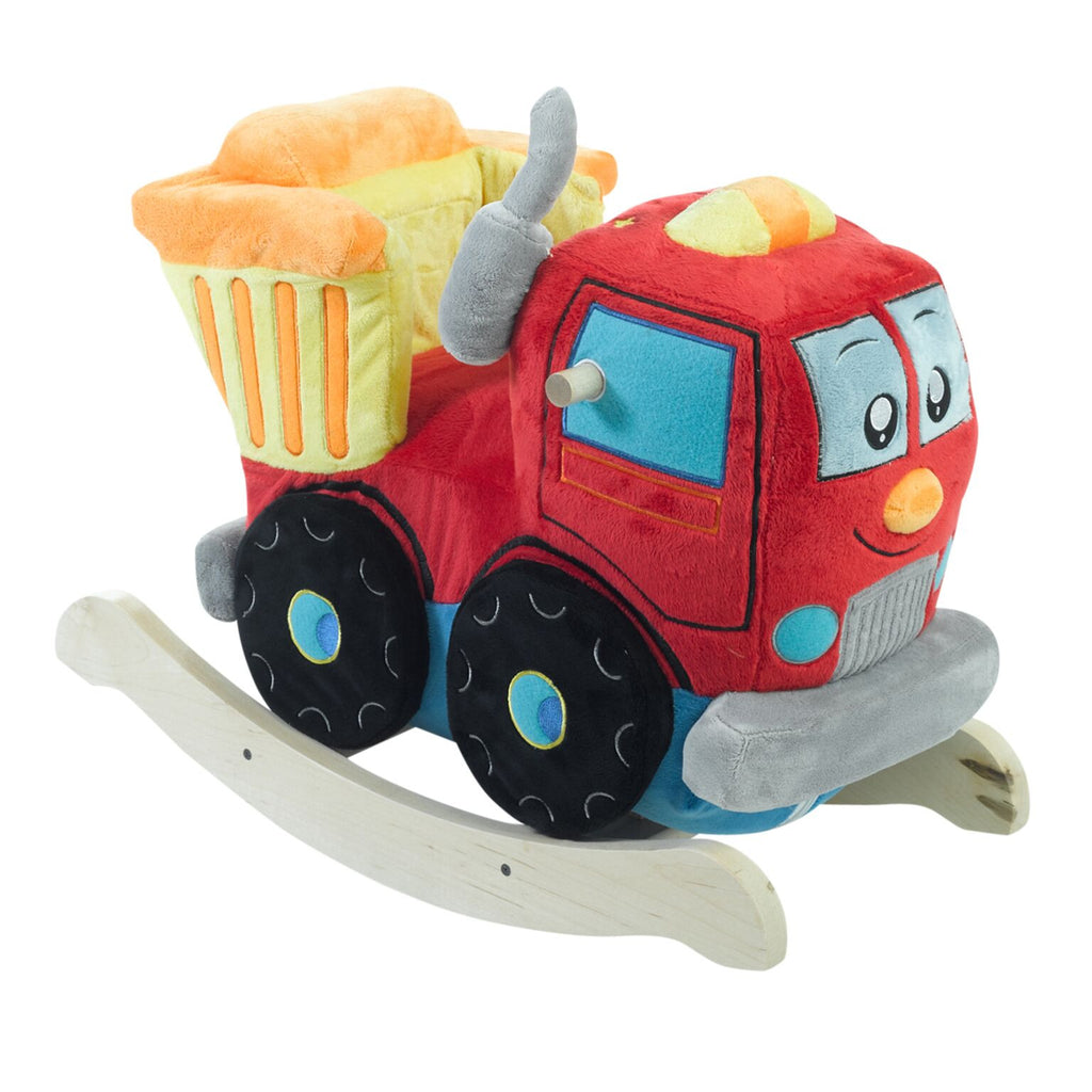 Dumpee The Truck Play And Rock (#RB32) - StorkBabyGiftBaskets - 1