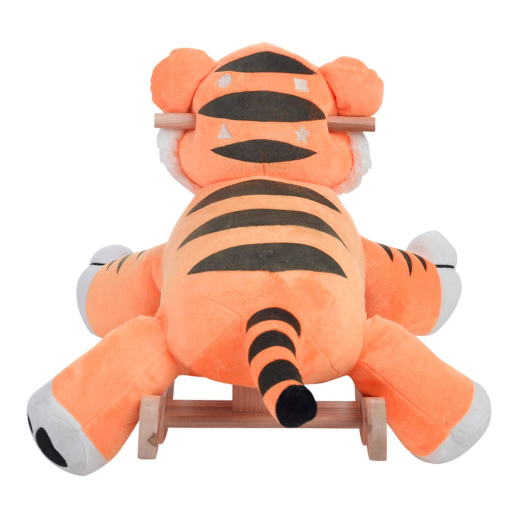 Tiggy Tiger Plush Rocker (#RB46)