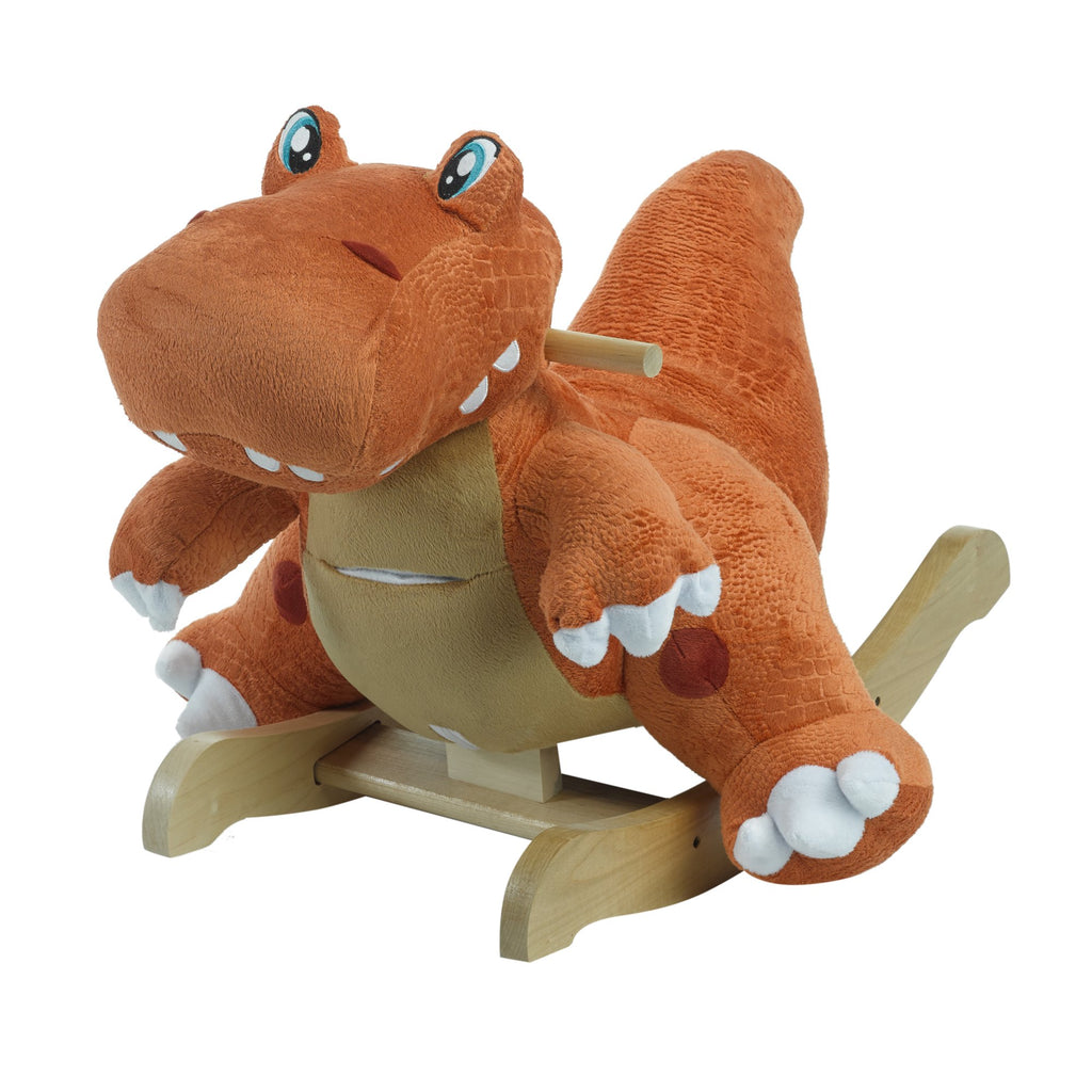 Rex The T-Rex Dinosaur Kids Rocker