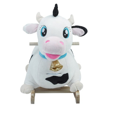 Stomp Elephant Plush Toy Rocker (#RB45)