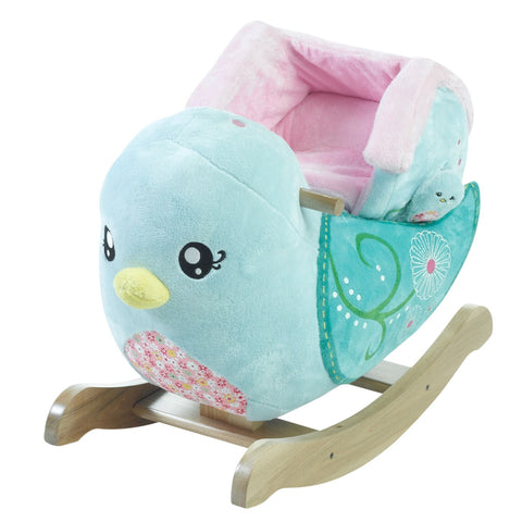 Owlita Violet Owl Musical Baby Girl Rocker (#RB16)