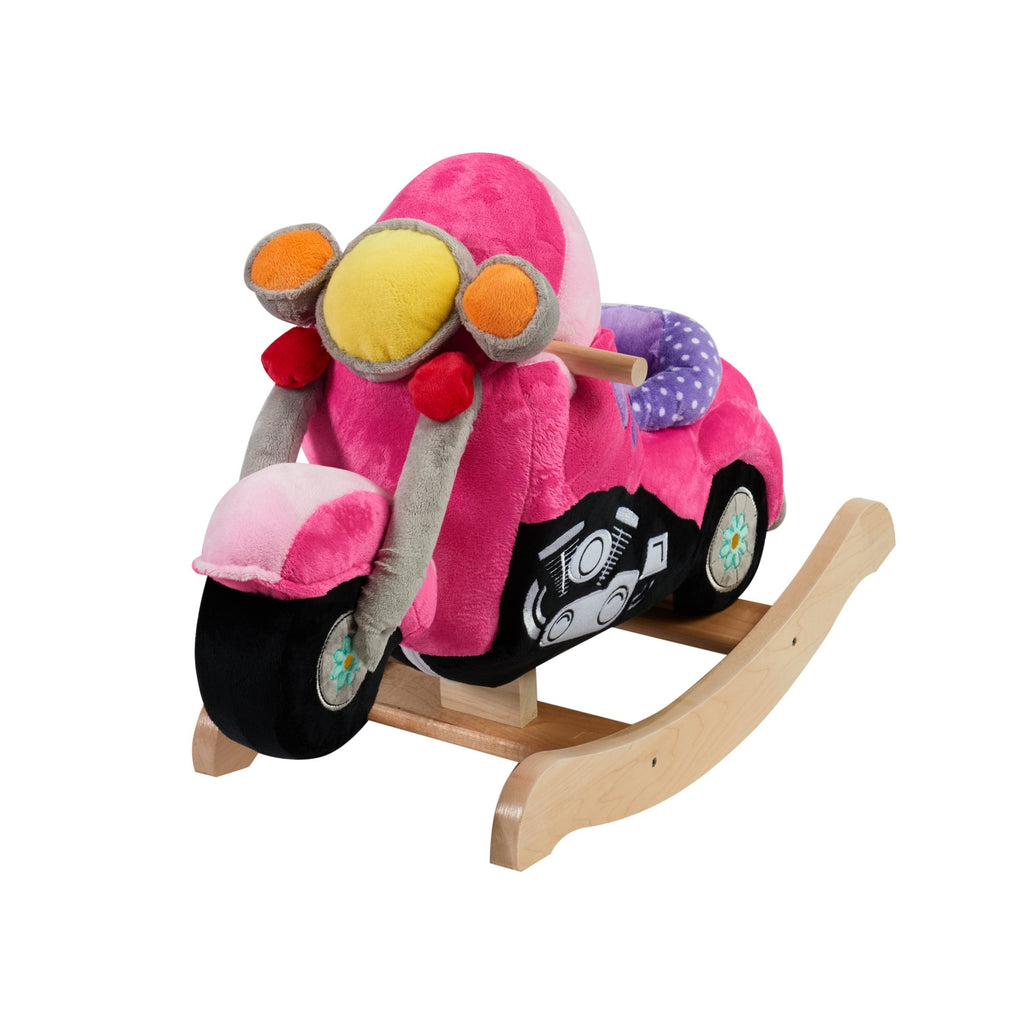 Lil' Biker Girls Motorcycle Toy Rocker