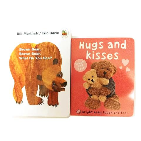 Beary Special Baby Books Set