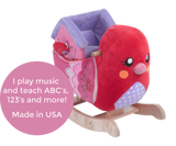 Sweetie Bird Rocker (#RB43) - StorkBabyGiftBaskets - 2
