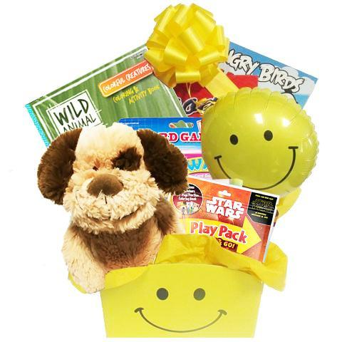 Kids Cheerful Gift Box - Ages 3- 10 (#BBB48)