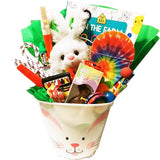 Kids Fun Easter Basket (#BBB38)