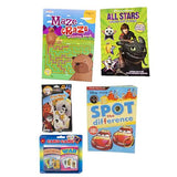 Kids Get Well Activities Gift Box - Ages 3-10 (#BBB49)