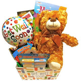 Kids Get Well Activities Gift Box