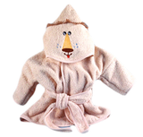 Lion Plush Unisex Baby Robe (#BGC385)