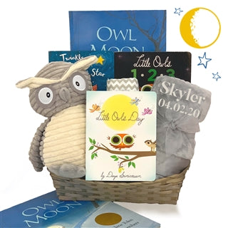 Good Nights Book Basket for Babies (#BBB2)