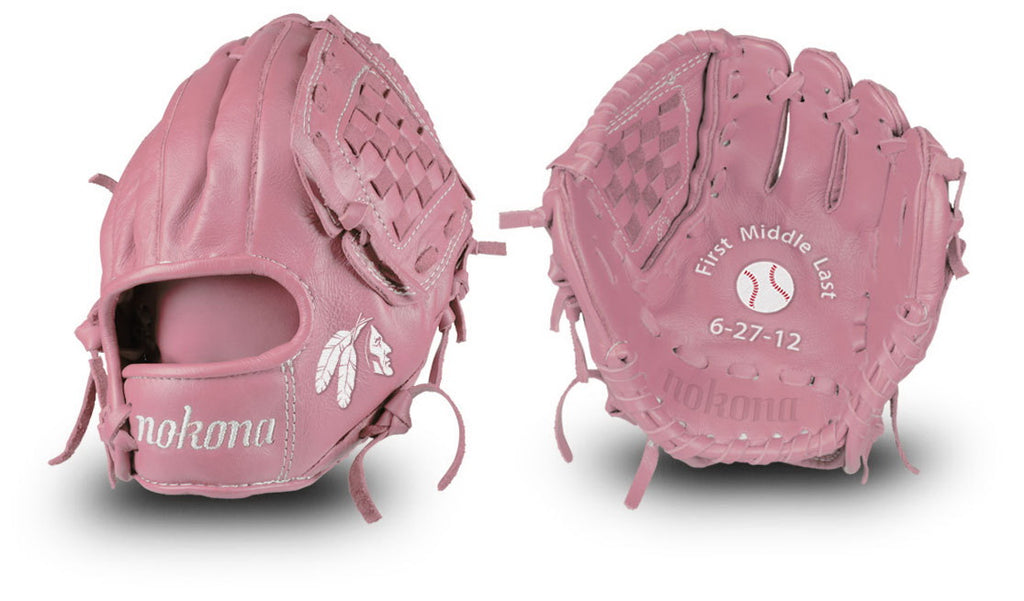 My First Baseball Glove - Girl