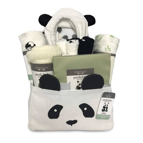 Bear Plush Baby Shower Basket (#BGC368)