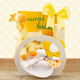Welcome Home Starter Gift Basket - Neutral