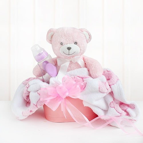 Baby Girl Bundle Gift Set
