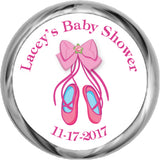 Ballerina Tutu Cute Personalized Hershey's Stickers