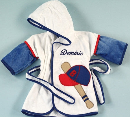Baseball Sports Layette Ensemble (#BGC30)