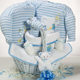 Catch A Star Gift Basket - Boy (#BGC45) - Stork Baby Gift Baskets
