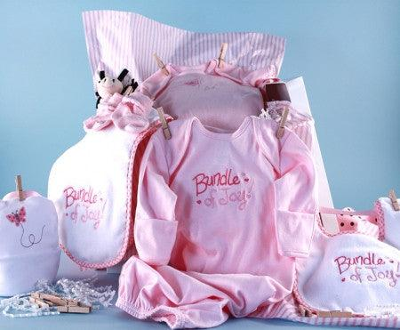 Bottle Blanket Set in Pink, Blue or Yellow (#BGC69)