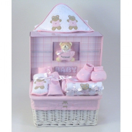 Cutie Bear Collectible Blanket Gift Set (#BBC77)
