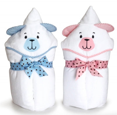 Hooded Infant Bath Towels