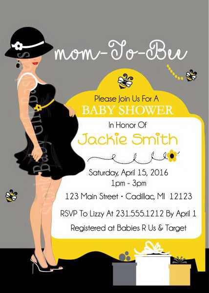 Mom-To-Bee-Baby-Shower-Invitation
