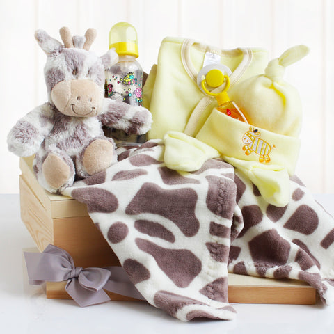 All Natural Organic Little Lamb Gift Set (#BBC-NOGS)