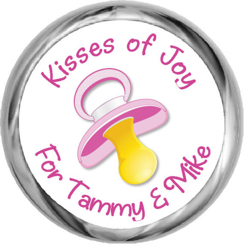 Fish Tales Stickers - Kisses Candy (Girl) (#HKS24)
