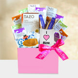 New Mommy Sip and Snack Tea Box