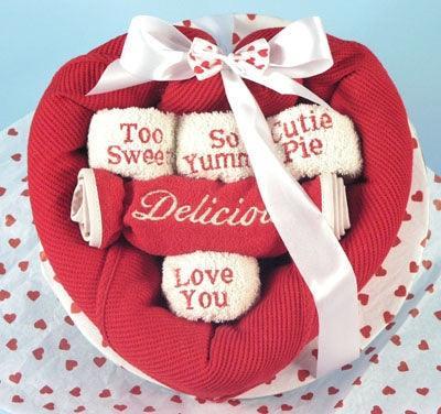 Too Too Sweet Valentine's Day Baby Gift (#BGC377)