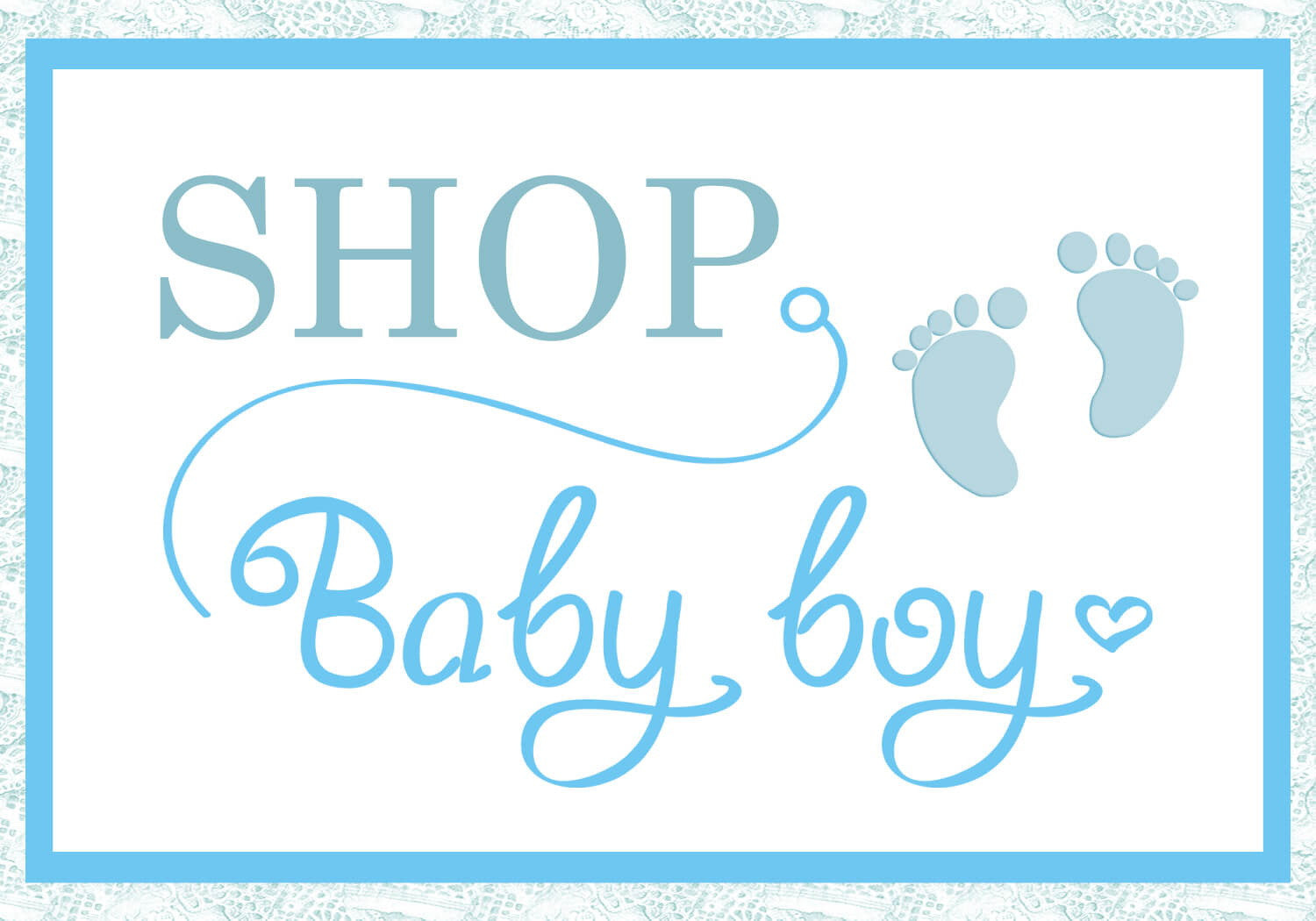 Shop For Baby Boy
