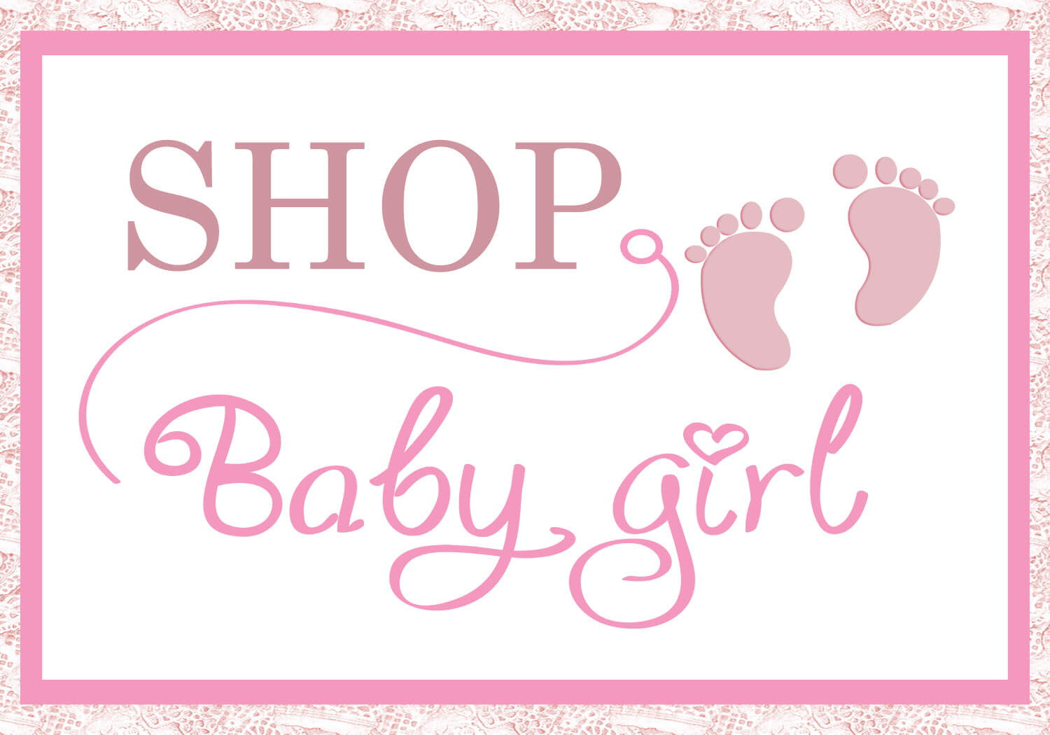 Shop For Baby Girl