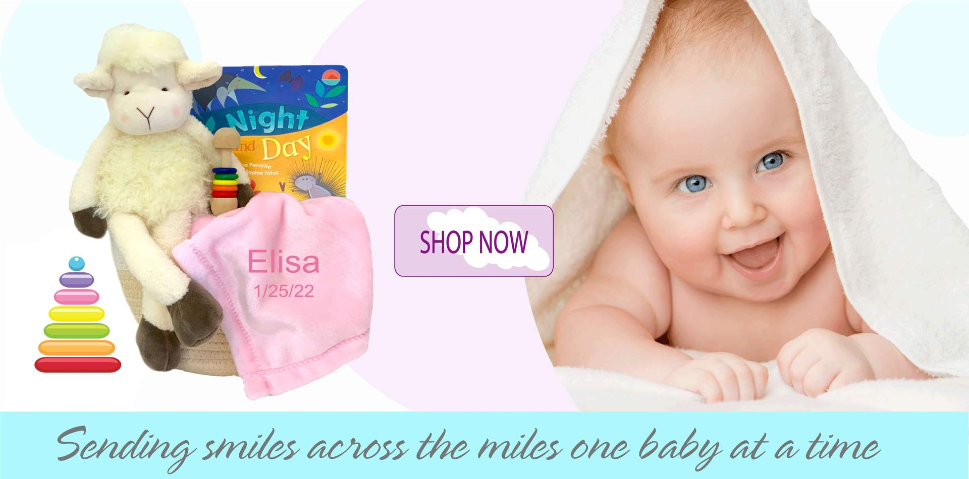 Shop Baby Baskets