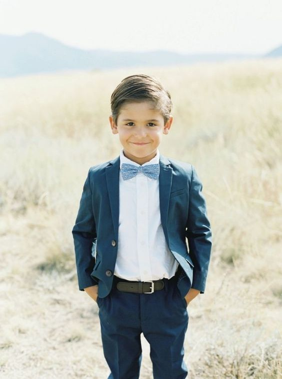 Why children's formal wear isn't just for weddings