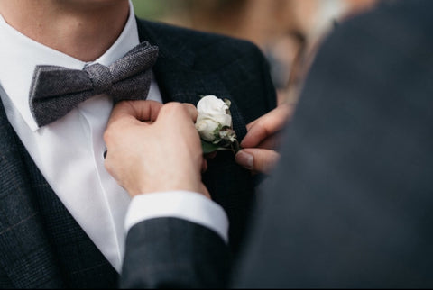 3 Ideas on what to do with your dickie bow after the big event