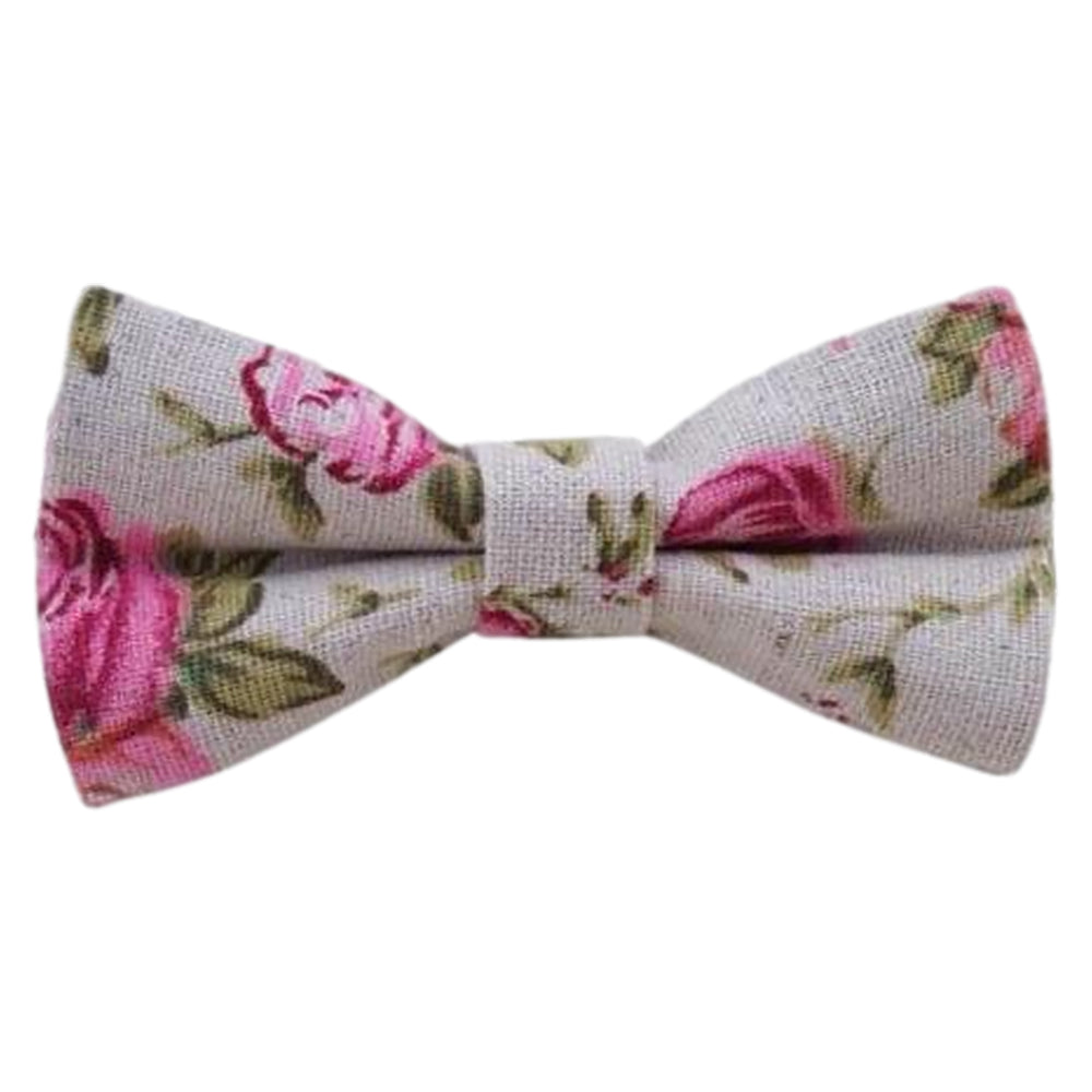 Andrew Floral Boys Bow Tie | Dickie Bow