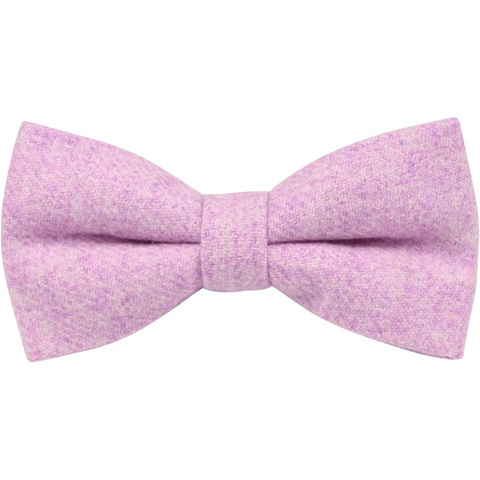 Wilbur Purple Tweed Bow Tie | Dickie Bow