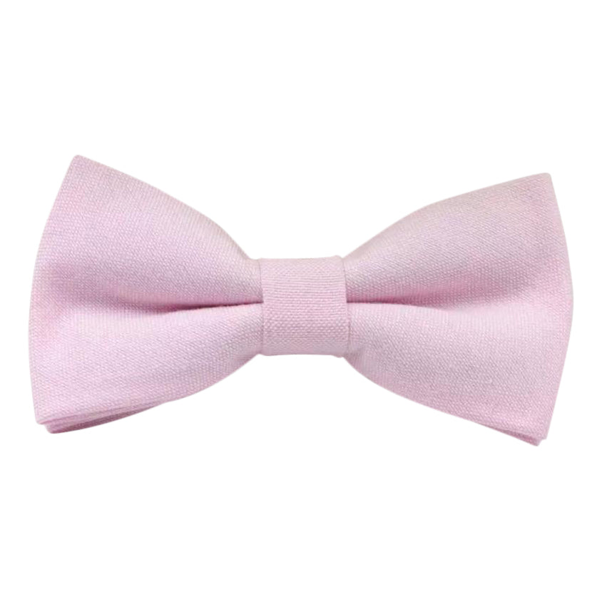 Faye Cotton Candy Pink Bow Tie | Dickie Bow
