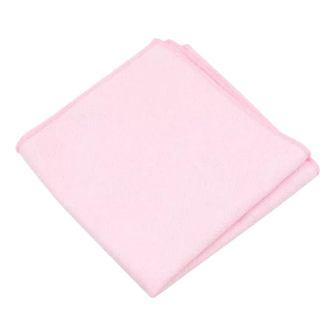 Faye Cotton Candy Pink Pocket Square
