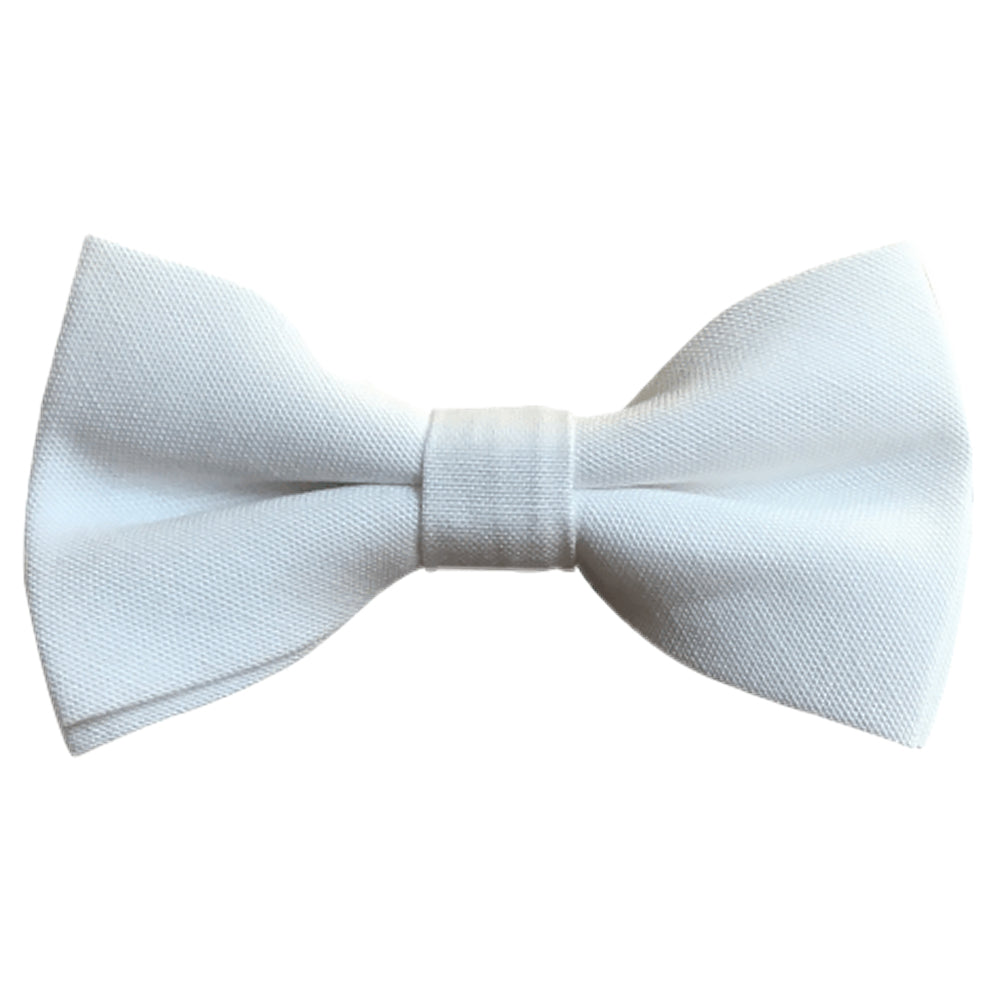 Wilder Boys White Bow Tie