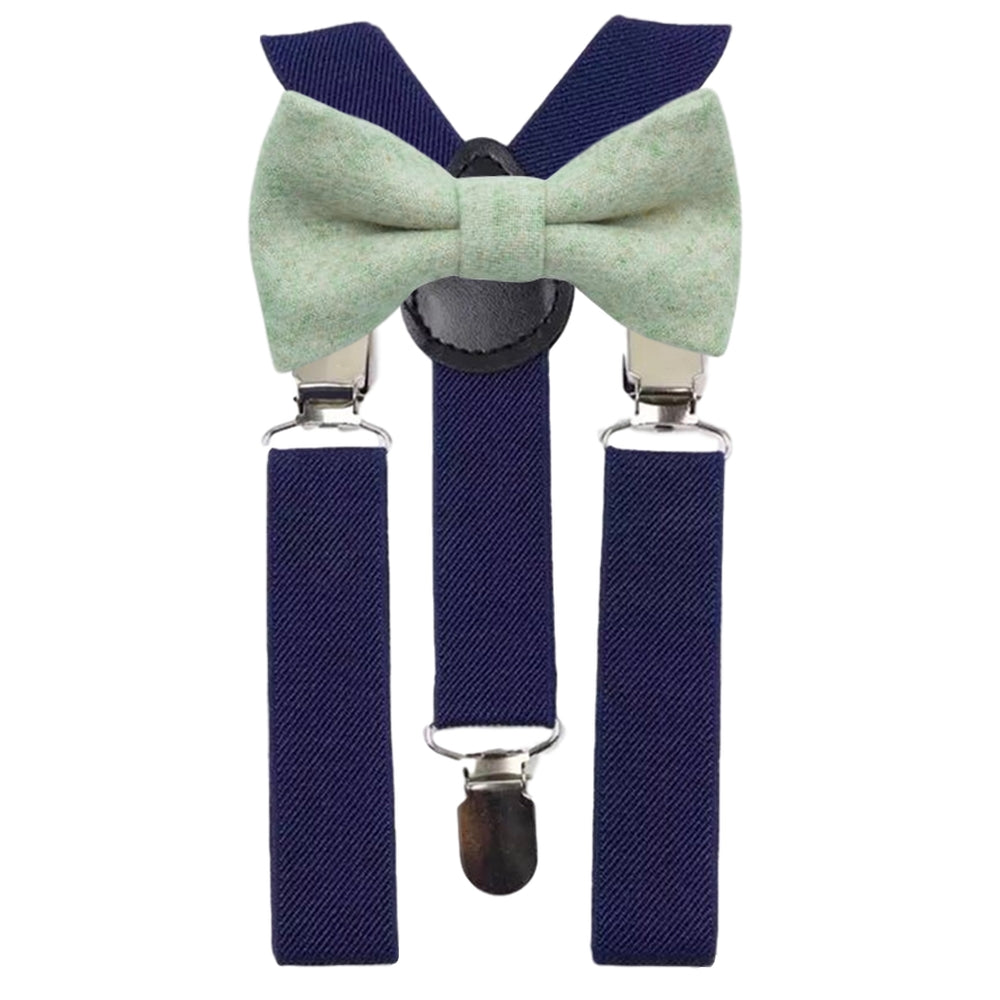 Bow Tie Mens NEW Bowtie Adjustable Dickie VIBRANT PEA GREEN