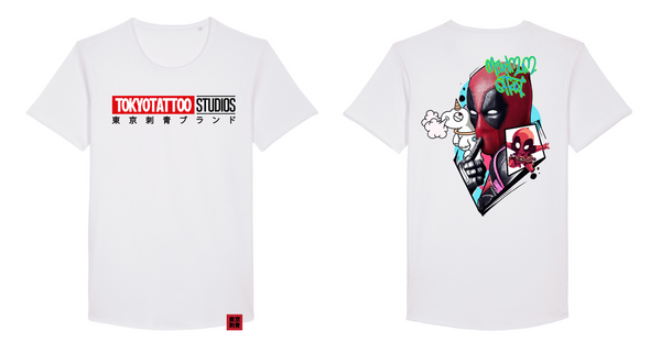 Deadpool Day T-Shirt Design