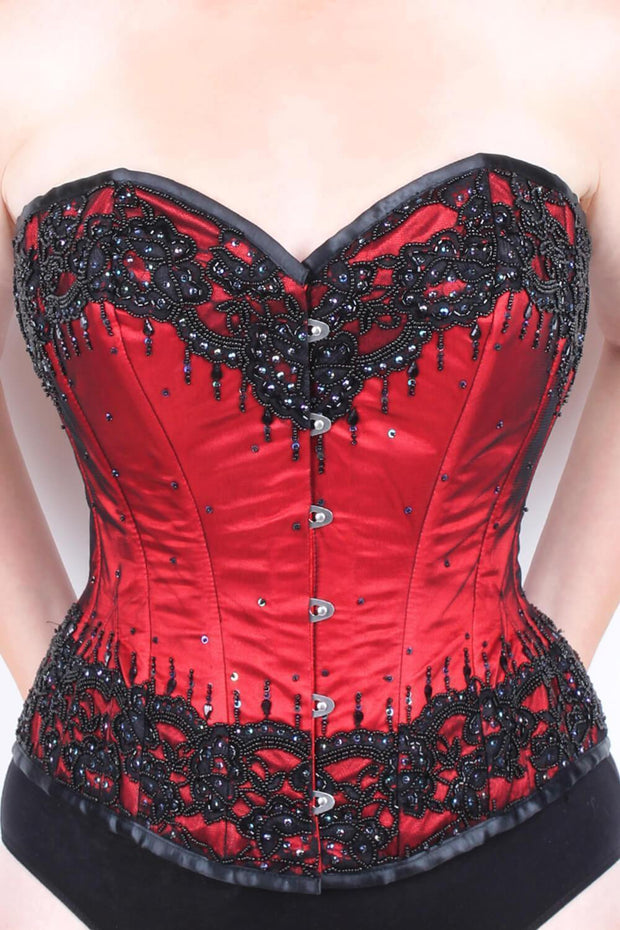 Ilse Custom Made Couture Overbust Corset