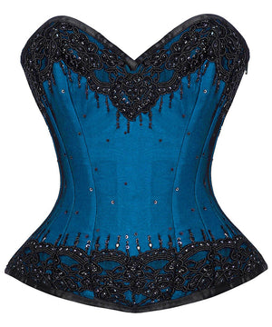 Kenna Couture Corset Overbust