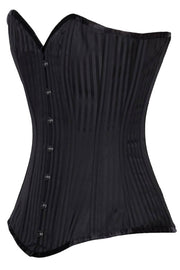Amanda Custom Made Waist Training Plus Size Steel Boned Corset