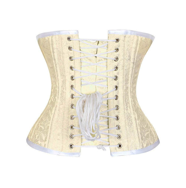 Adley Waist Training Brocade Underbust Corset