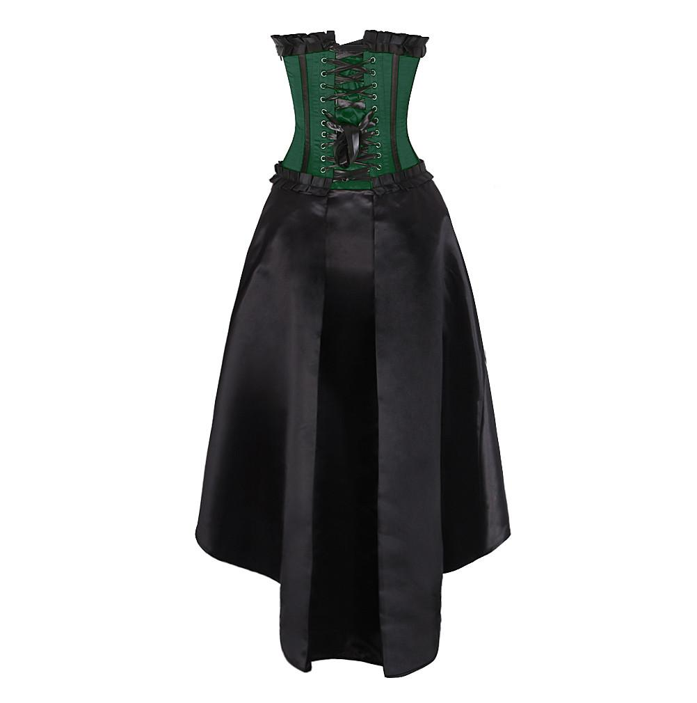 Freddi Burlesque Corset Dress