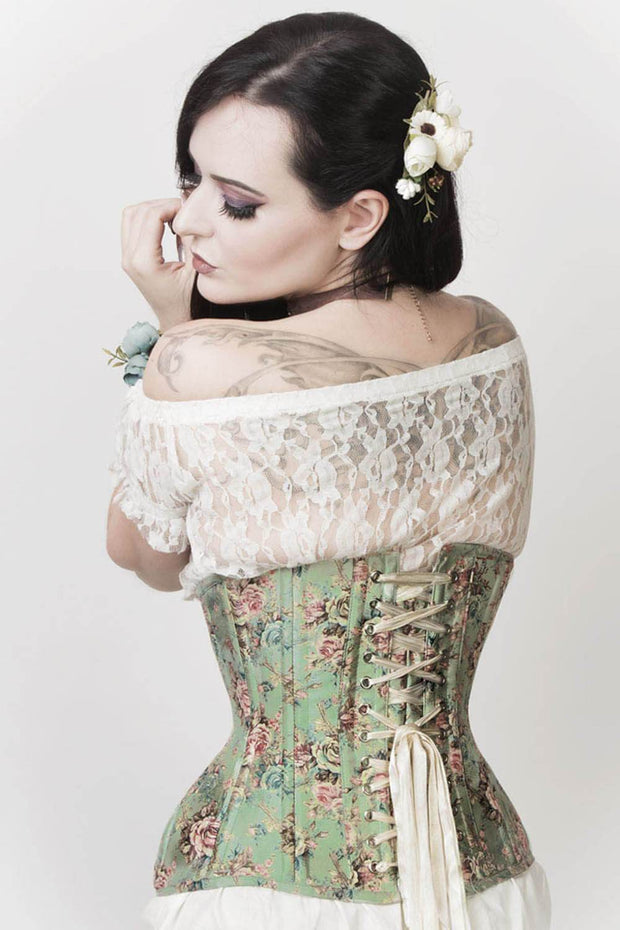 Arley Custom Made Victorian Inspired Curvy Waist Training Corset