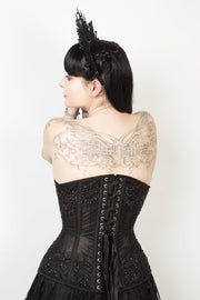 Sweetheart Mesh Couture Corset (ELC-701)