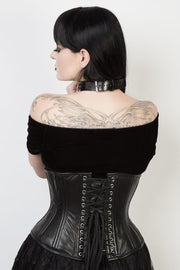 Underbust Custom Made Leather Standard Corset