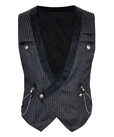 Conrad Gothic Double Breasted Men's Waist Coat